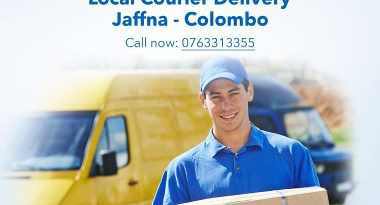 Local Courier Delivery Jaffna – Colombo