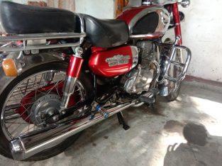 Cd 200 bike for sale
