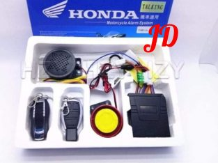Lockable remote for motorcycle tricycles
