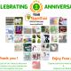 Celebrating 1st Year Anniversary