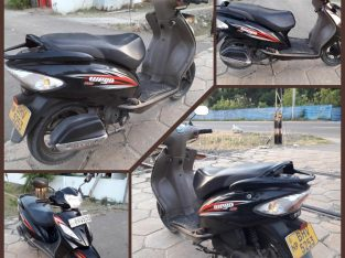 Female bike wego 110 for sale in jaffna
