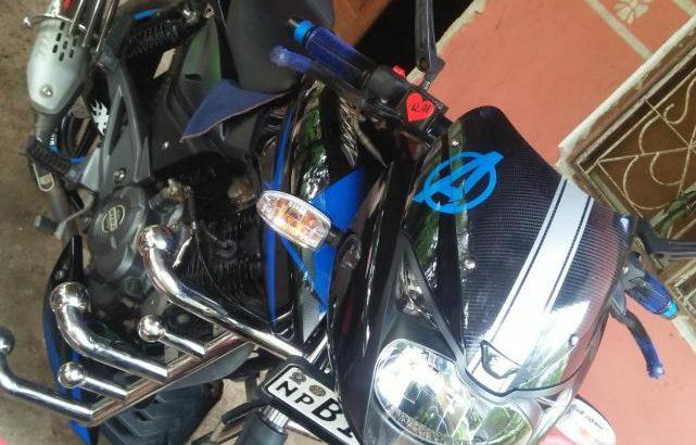 150 PULSOR MOTORBIKE FOR SALE ALAVEDDY