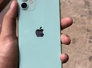 IPhone 11 128Gb Mint condition Green colour