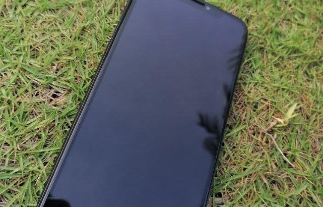 Iphone Xs max 256GB batter health 89
