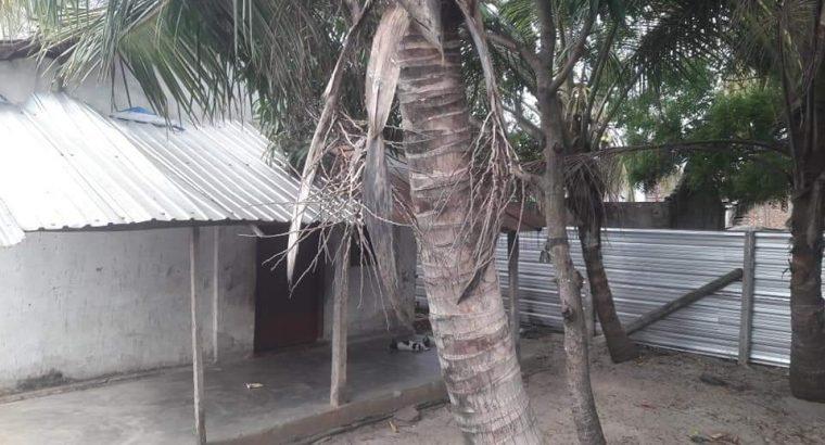 ஏறாவூர்; மீராகேணி பகுதியில் குறைந்த விலையில் வீடு